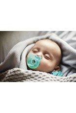Avent Avent Soothie speen +3m blue/green 2st