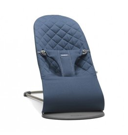 BabyBjörn BabyBjörn bouncer bliss midnight blue