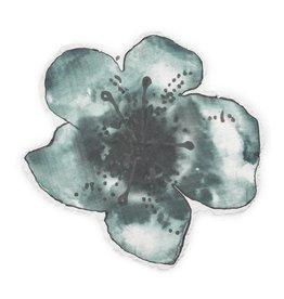 Elodie Elodie Details tetradoek Embedding Bloom Petrol
