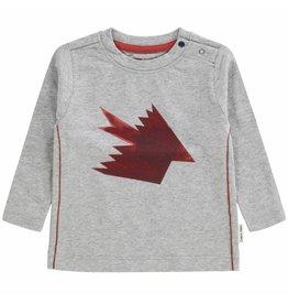 Tumble 'n Dry Tumble 'n dry Jesper T-shirt light grey