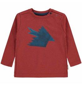 Tumble 'n Dry Tumble 'n dry Jesper t-shirt auburn