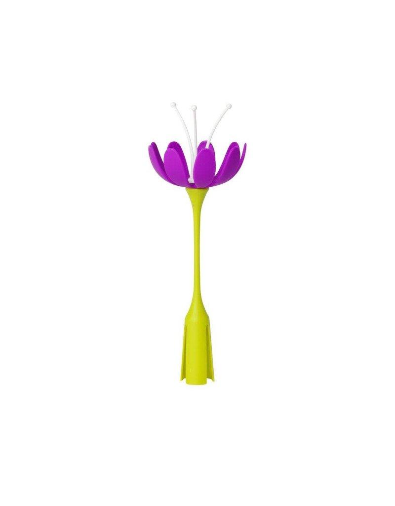 Boon Boon afdruiprekje accessoire Stem paars