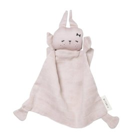 Fabelab Fabelab Animal Cuddle Bunny mauve