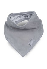 Jollein Jollein Slab bandana Tiny waffle soft grey
