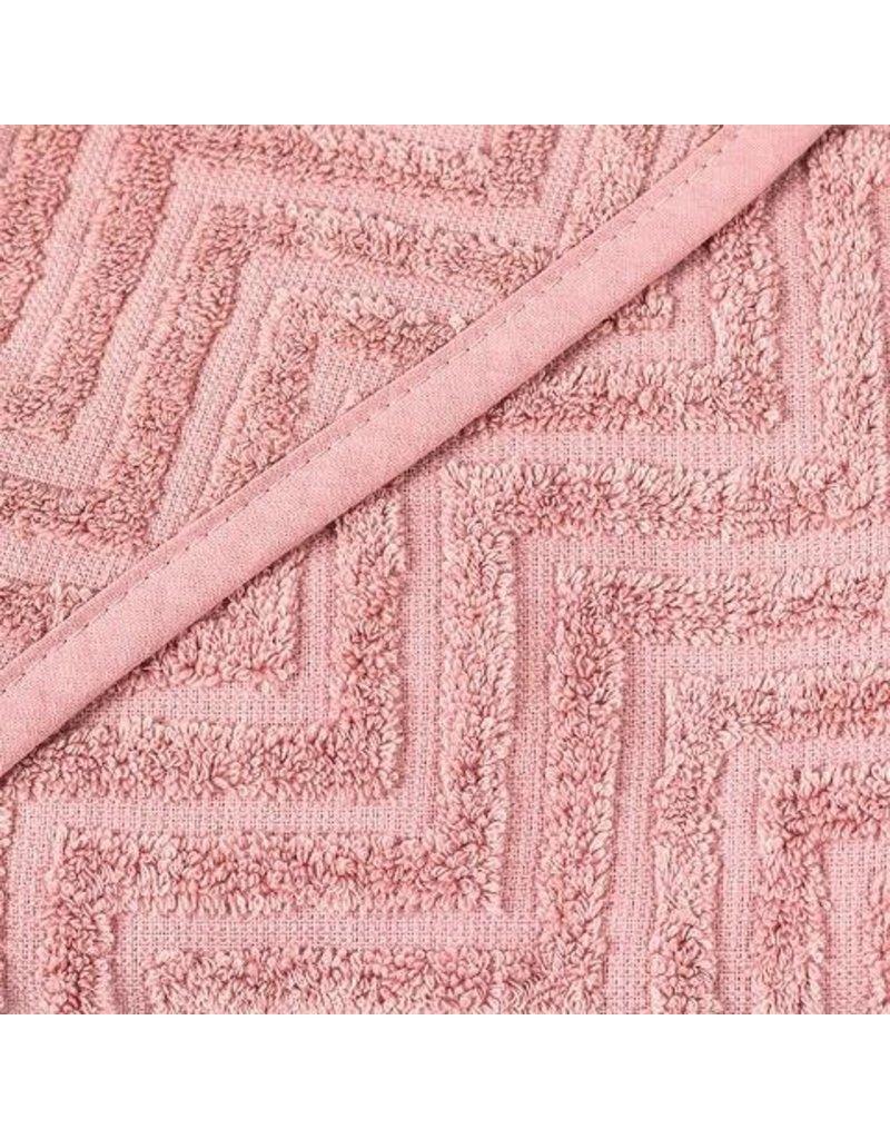Filibabba Filibabba badhanddoek donker roze