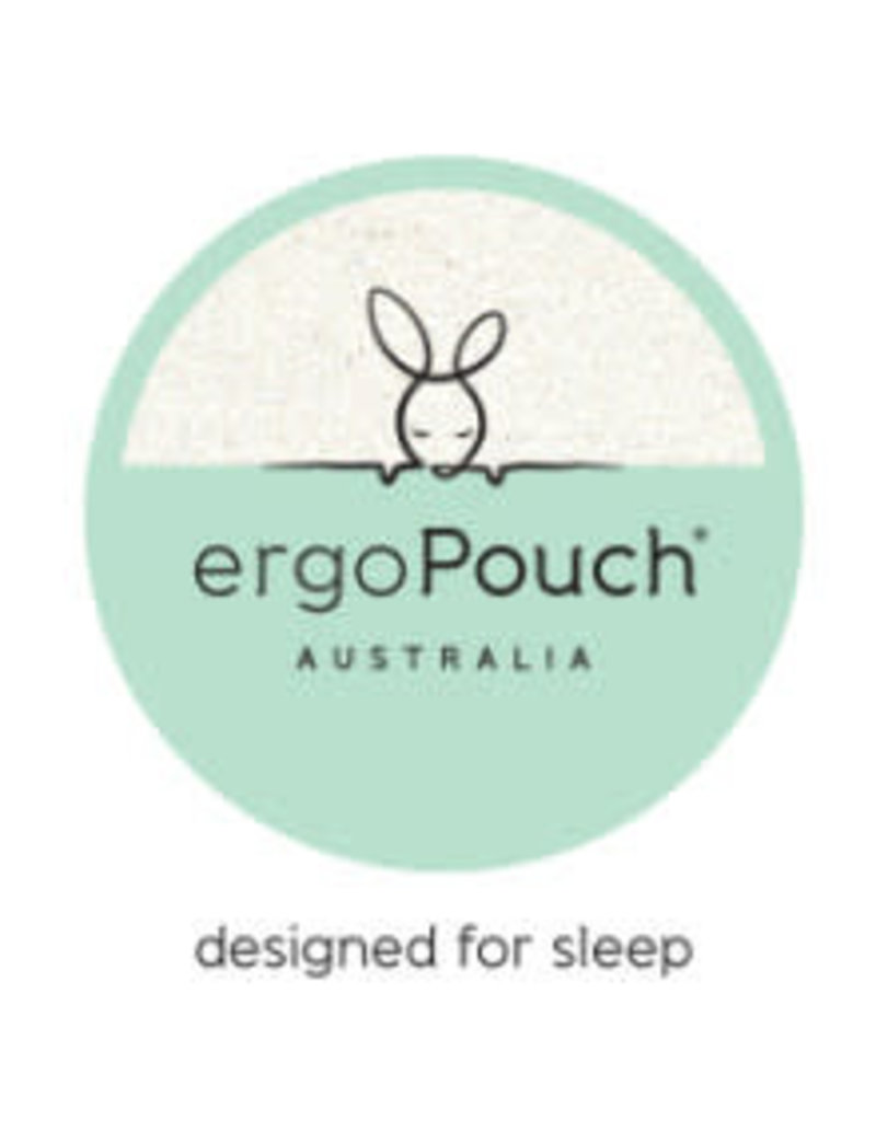 Ergopouch Ergopouch swaddle sleepbag 3-12m 2.5 tog petals