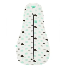 Ergopouch Ergopouch swaddle sleepbag 0-3m 1.0 tog clouds