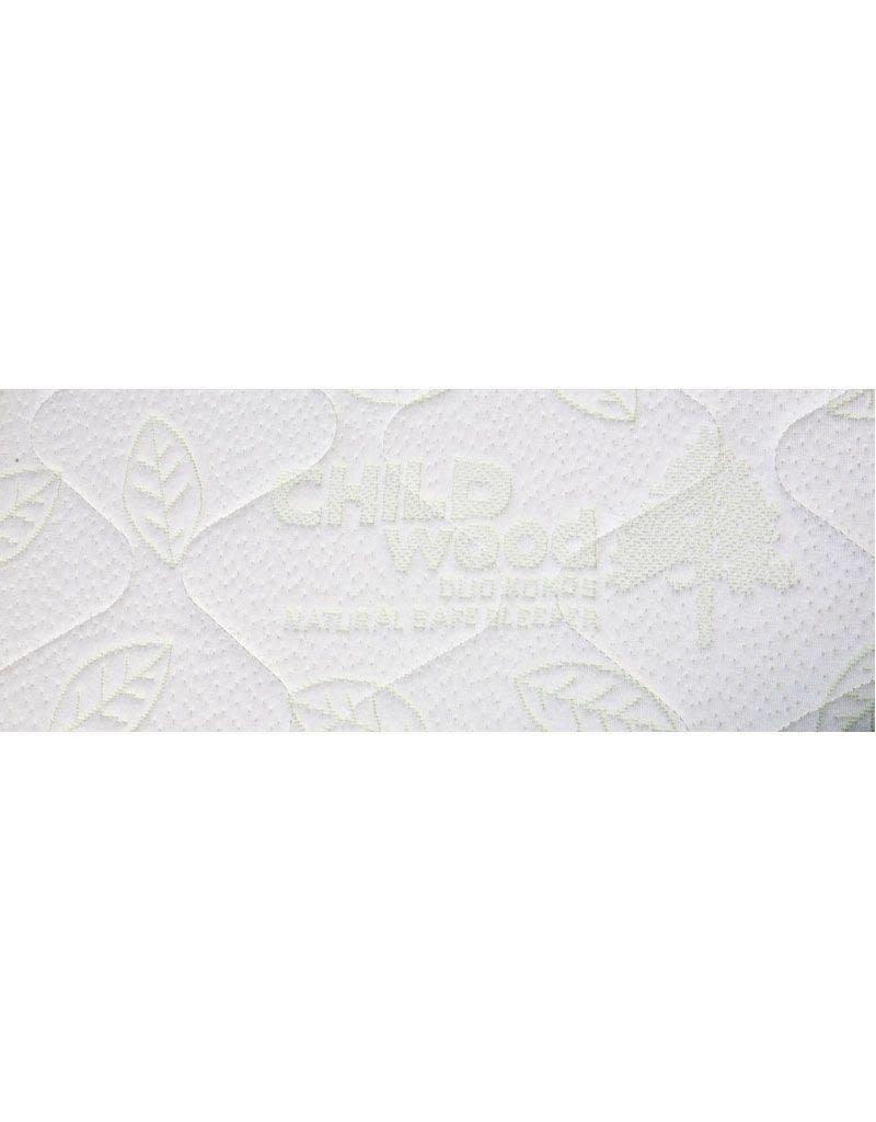 Childhome Childwood Duo Kokos Naturel Safe Sleeper matras 60x120cm
