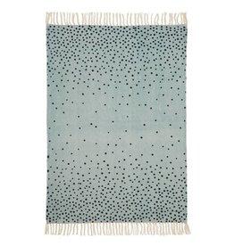 Done by Deer Done by Deer tapijt blue