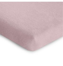 Childhome Childwood hoeslaken tricot roze park 75x95