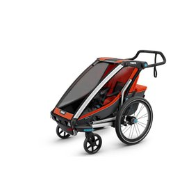 Thule Thule Chariot Cross 1 kid roarange/dark shadow