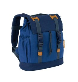 Lassig Lassig verzorgingstas little one & me backpack small blue