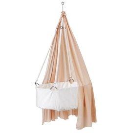 Leander Leander wiegje canopy stof Soft Pink