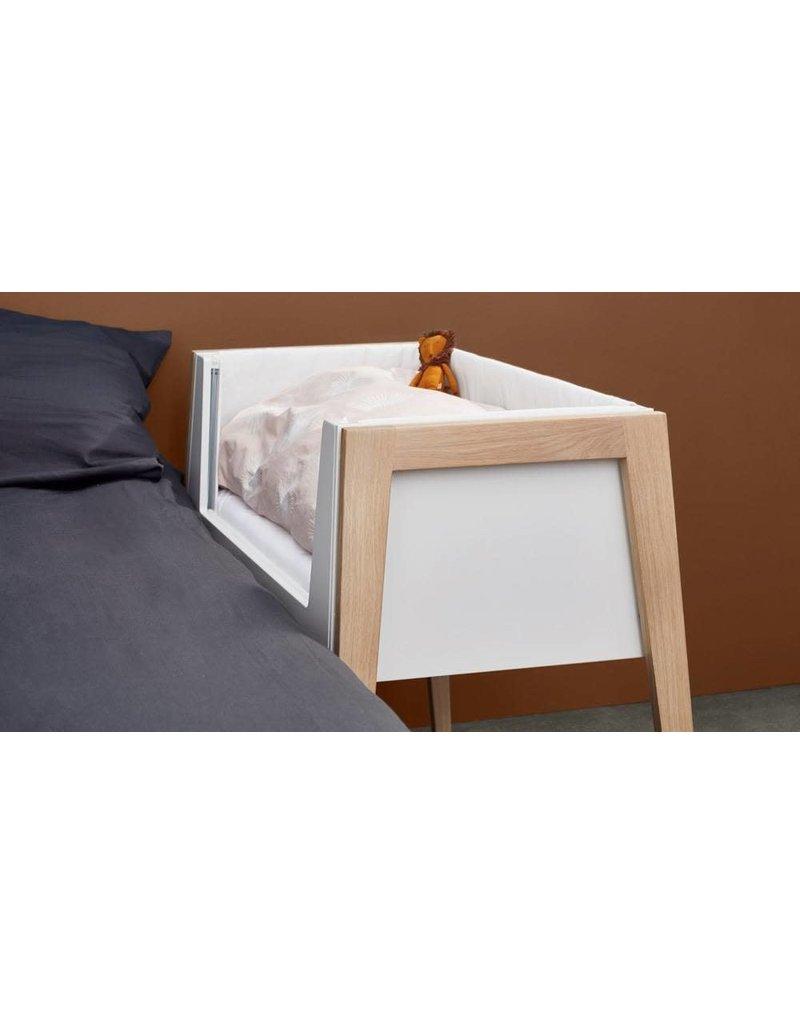 Leander Leander Linea side by side bed beech