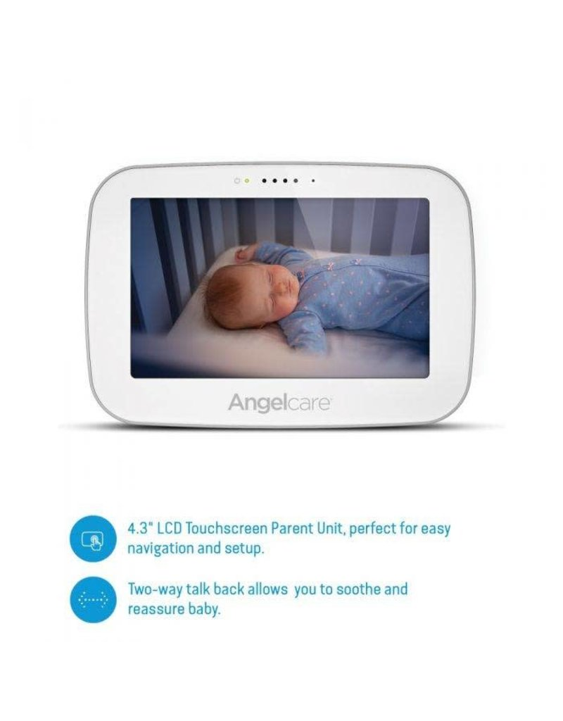 Angelcare Angelcare AC417 Baby Movement Monitor with Video