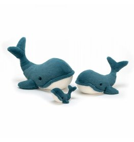 Jellycat Jellycat Wally whale