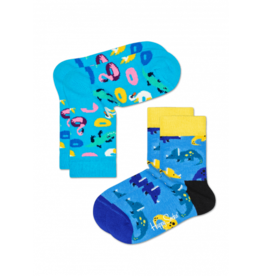 Happy Socks Happy socks KPPA02-6000 Pool Party 12-24m