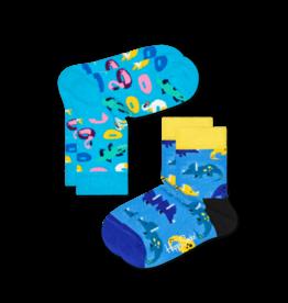 Happy Socks Happy socks KPPA02-6000 Pool Party 12-24m