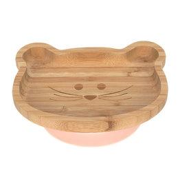 Lassig Lassig Bordje met zuignap bamboo Mouse