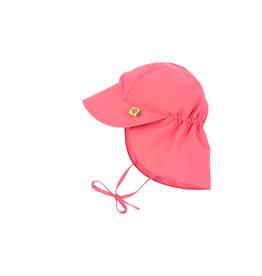 Lassig Lassig Flap Hat Sugar coral