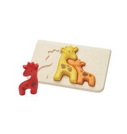 PlanToys Plantoys giraf puzzel 4634