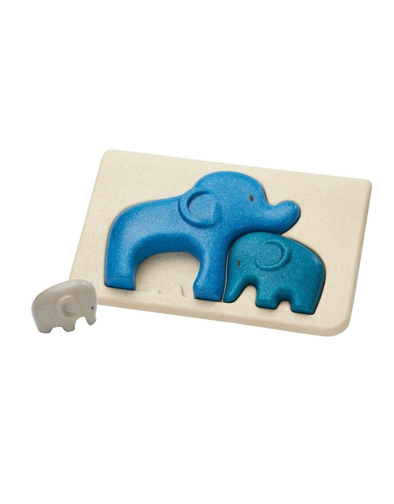 PlanToys Plantoys olifant puzzel 4635