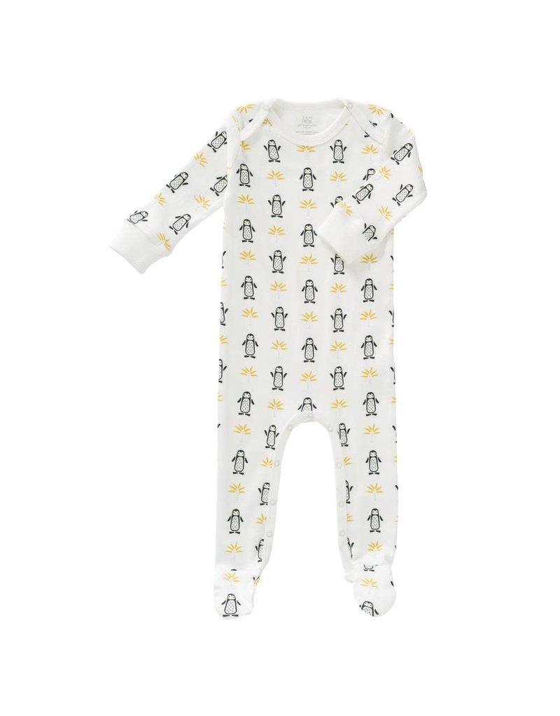 Fresk Fresk Pyjama met voet Pinguin