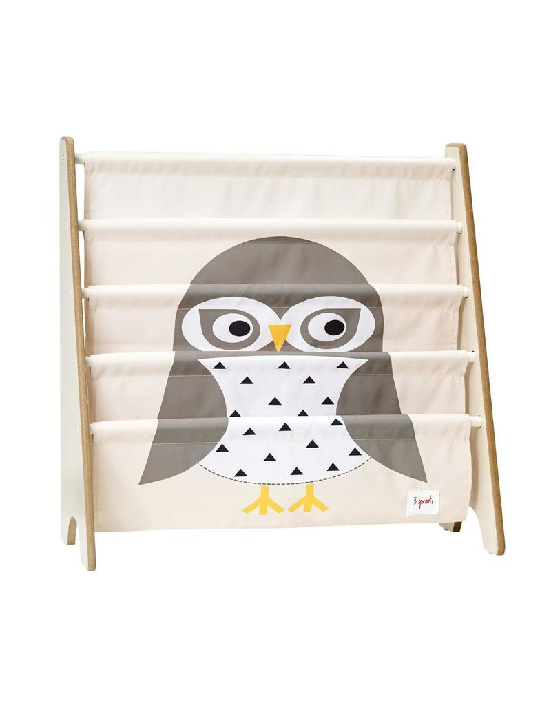 3 Sprouts 3 Sprouts book rack owl