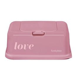 Funkybox FunkyBox Vintage Love pink