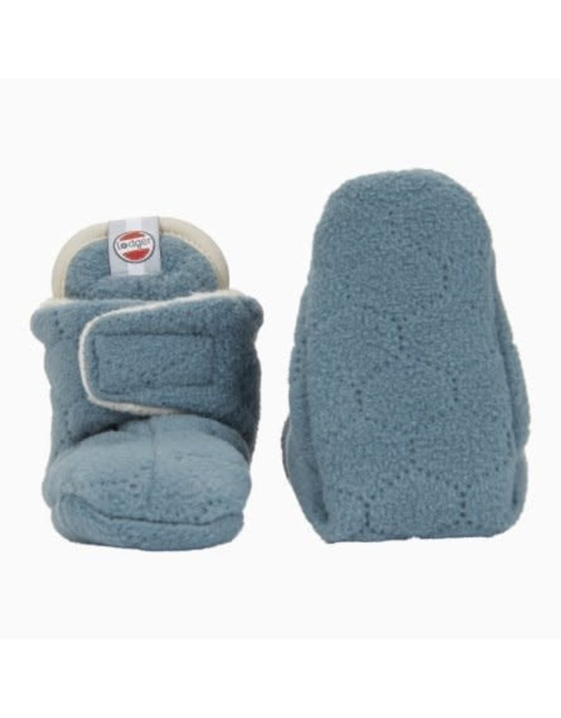 Lodger Lodger Slipper fleece botanimal ocean