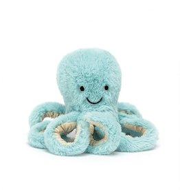 Jellycat Jellycat Bobbie Octopus blauw
