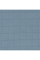 Lodger Lodger Overslagromper korte mouw Solid Ocean
