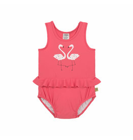 Lassig Lassig Tanksuit girls Flamingo