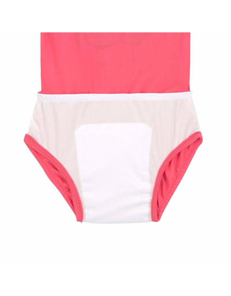 Lassig Lassig Tanksuit girls Flamingo
