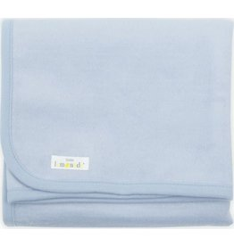 Little Lemonade Little Lemonade Deken Baby Blue 75x100