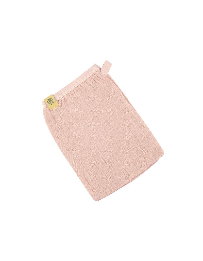 Lassig Lassig Washandjes Tetra light pink