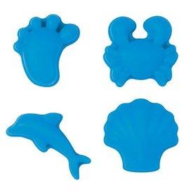 Scrunch Scrunch Moulds zandvormpjes blue