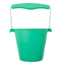 Scrunch Scrunch Bucket Duck egg green