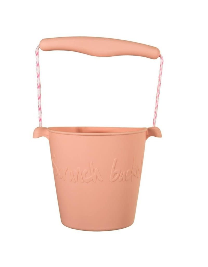 Scrunch Scrunch Bucket Blush pink