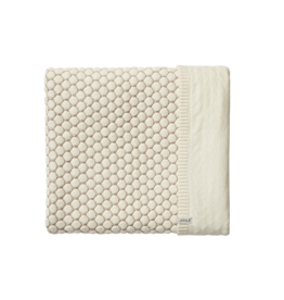 Joolz Joolz Essentials deken Honeycomb Off White