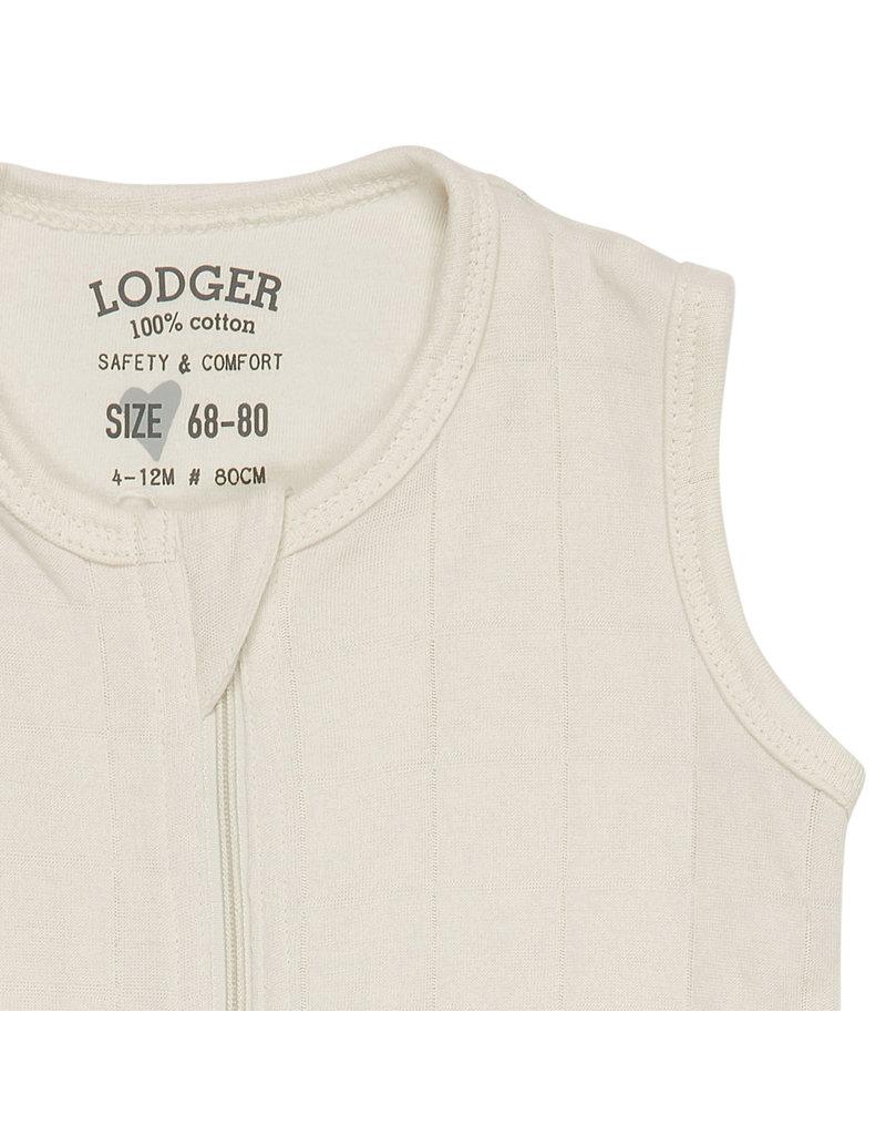 Lodger Lodger Slaapzak Hopper Solid Ivory
