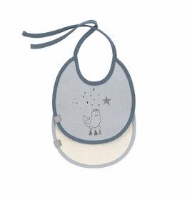 Lassig Lassig Babyslabbetjes Set More Magic Seal
