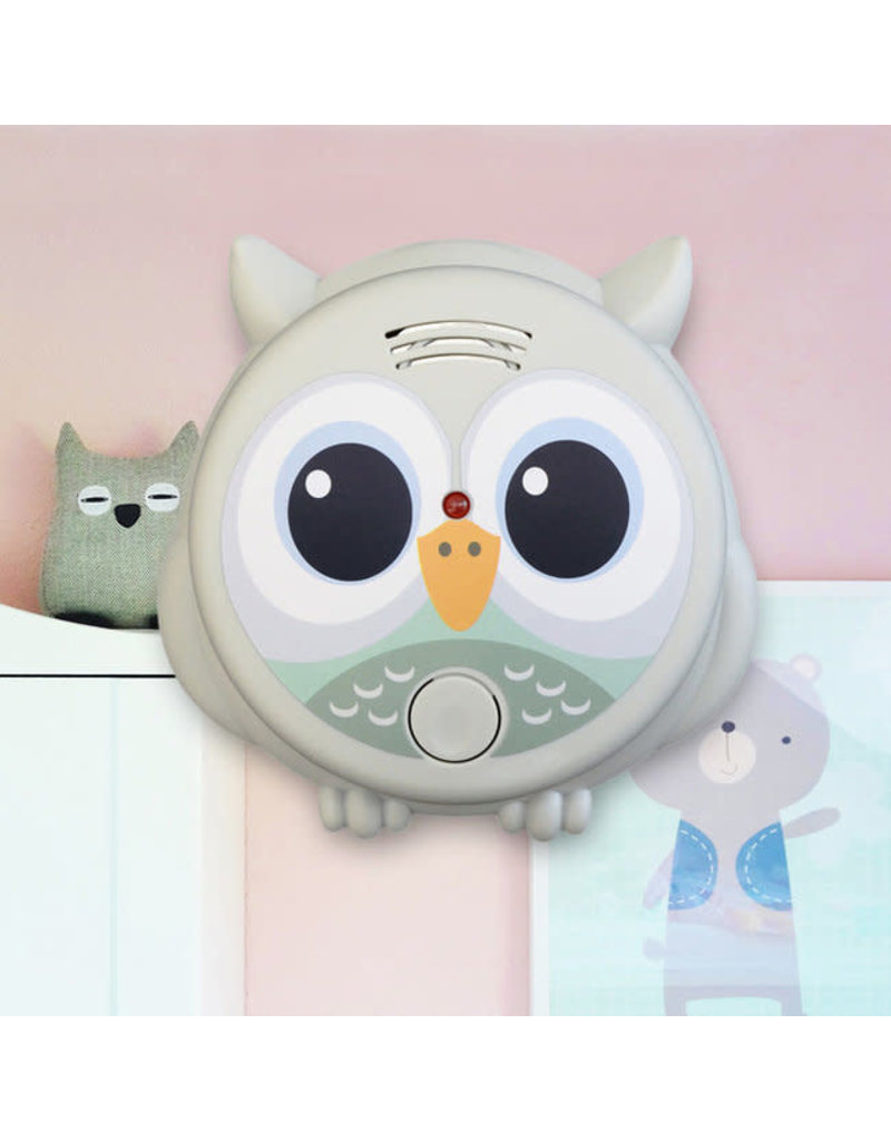 Flow Flow Owl grey rookdetector
