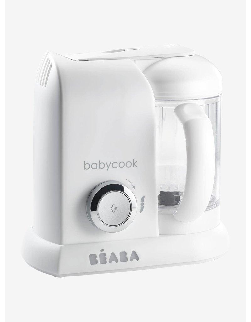 Béaba Béaba babycook solo wit/zilver