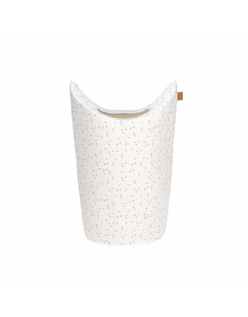 Lassig Lassig Laundry Bag Allover Speckles Grey