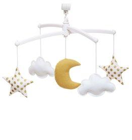 Pouce et Lina Pouce et Lina mobiel lune gold