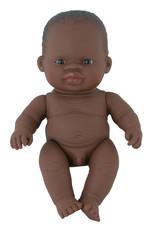 Miniland Miniland Babypop Jongen Afrikaans