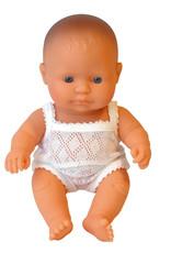 Miniland Miniland Babypop Jongen Europees
