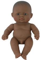 Miniland Miniland Babypop Jongen Latijns Amerikaans