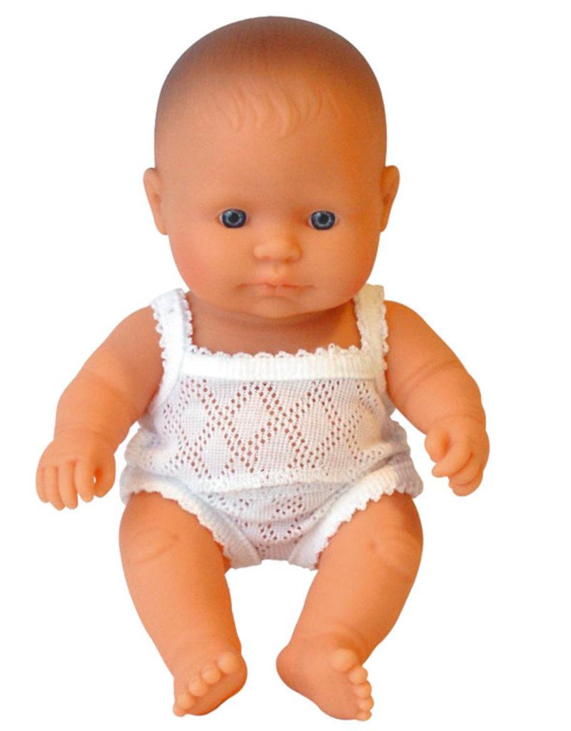 Miniland Miniland Babypop Meisje Europees